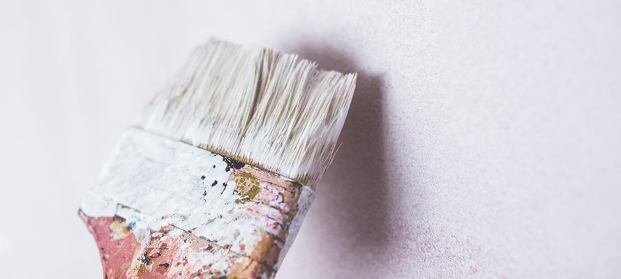 Decorare le pareti con la pittura sticasa adesivi - Decorare pareti con pittura ...