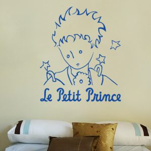 Adesivo Murale Le Petit Prince